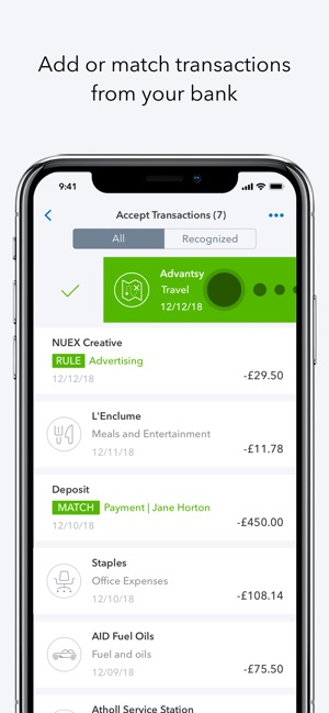 QuickBooks Accounting on the App Store