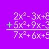 Polynomial Addition - iPadアプリ