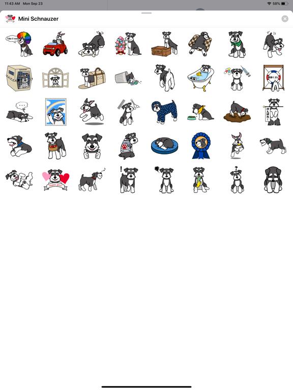 Mini Schnauzer screenshot 4