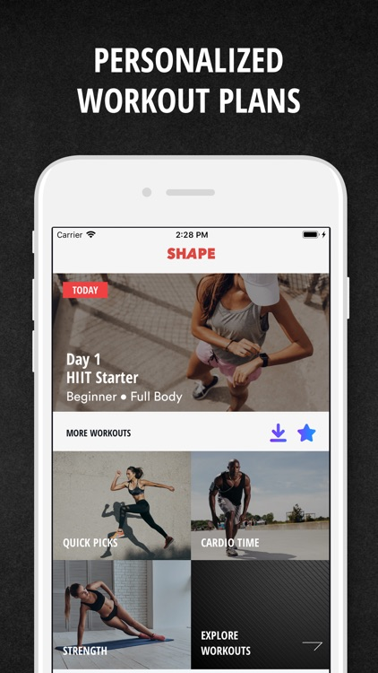 Fitness | Shape screenshot-0