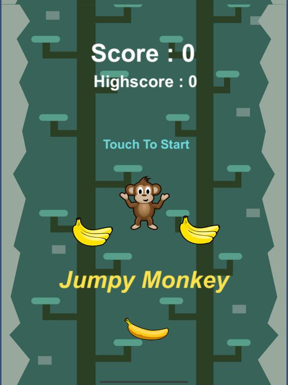 Monkey Jumpy screenshot 5