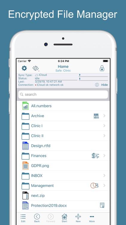 SimpleumSafe - Encryption screenshot-0