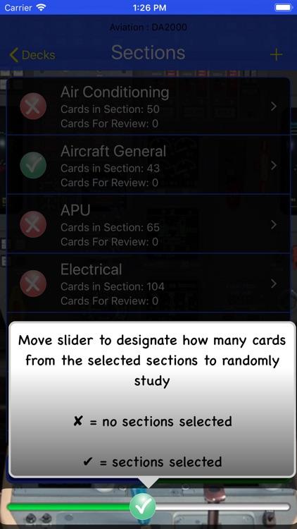 iPilot DA2000 Study Guide screenshot-3