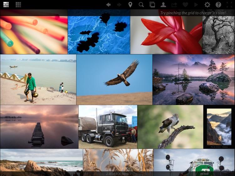 Galleryr Pro for Flickr