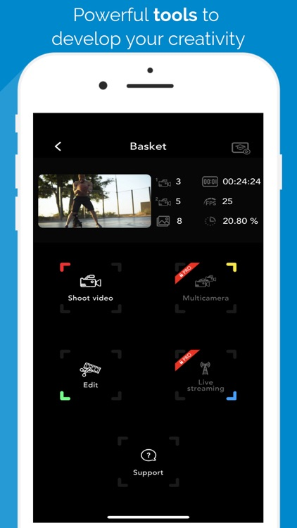 CTlite - Movie Editor & Maker screenshot-9