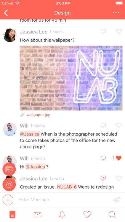 Typetalk:Chat App For Team