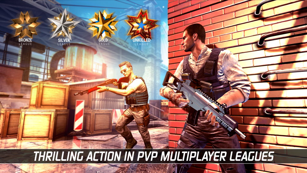 UNKILLED - Zombie Online FPS App for iPhone - Free Download ...