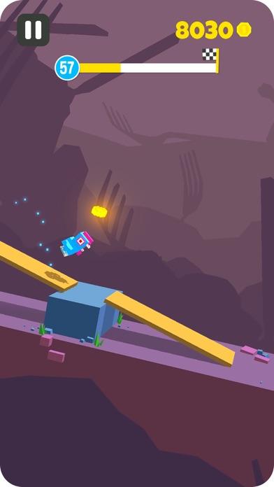 Bouncy Hills screenshot 3