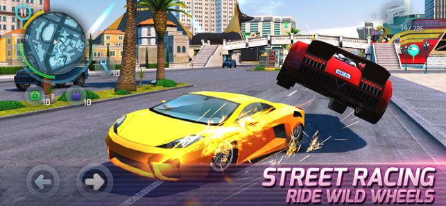 games like gta free on app store