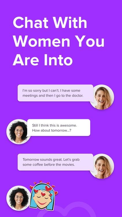 Zoe: Lesbian Dating & Chat App screenshot-4