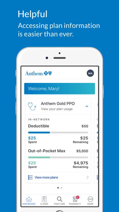 Anthem Anywhere App Reviews - User Reviews of Anthem Anywhere