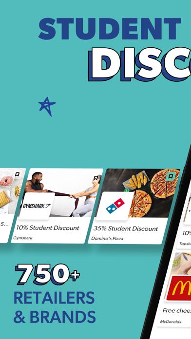 Student Beans: Uni Discounts screenshot one