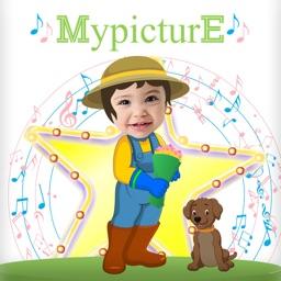 MypicturE Nursery Rhymes Vol1