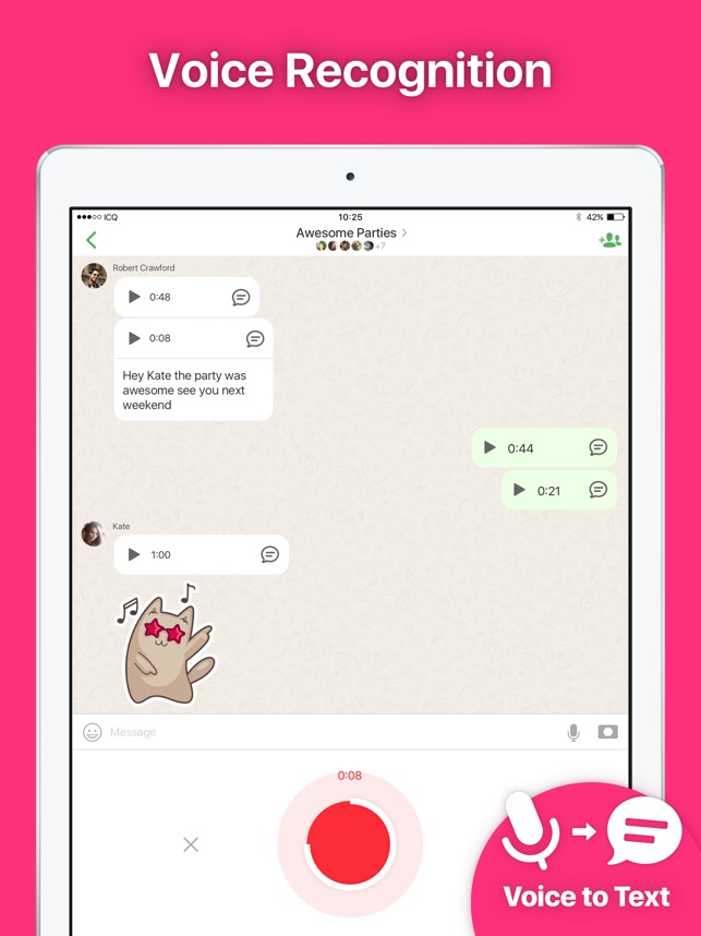 ICQ – Video Call, Text & Voice on the App Store