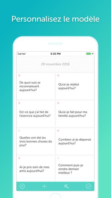 Screenshot #2 pour Grid Diary Classic