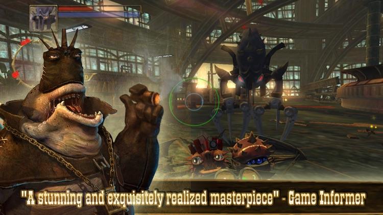 Oddworld: Stranger's Wrath screenshot-4