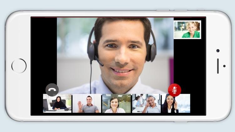 Vodafone Meet Anywhere screenshot-4