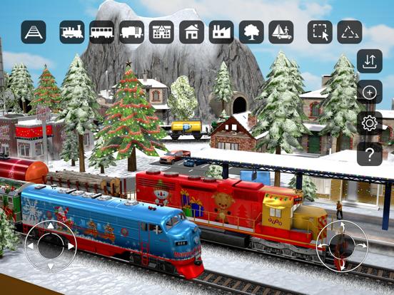 Model Railway Easily Christmas screenshot 9