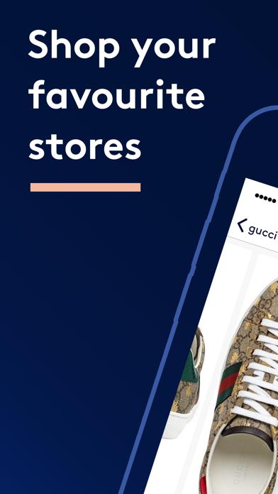 Screenshot #1 pour Lyst: Shop designer brands