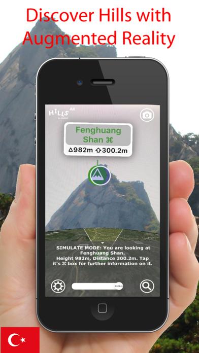 CHINA Hills AR screenshot 1