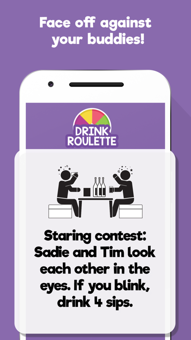 Drink Roulette: Drinking Games Screenshot