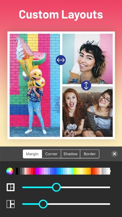 Mixgram - Collage Maker screenshot-3