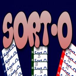 Sort-O - Rack-O inspired game