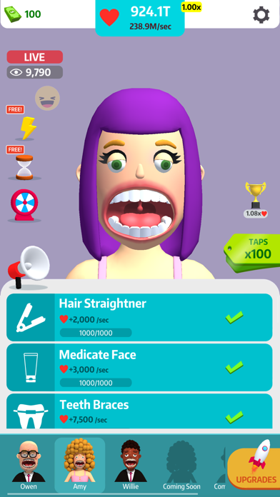 Idle Makeover screenshot 2