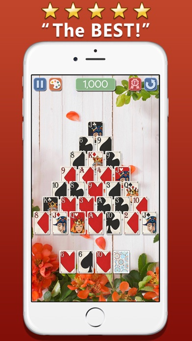Screenshot for Solitaire Deluxe® 2 in Sweden App Store