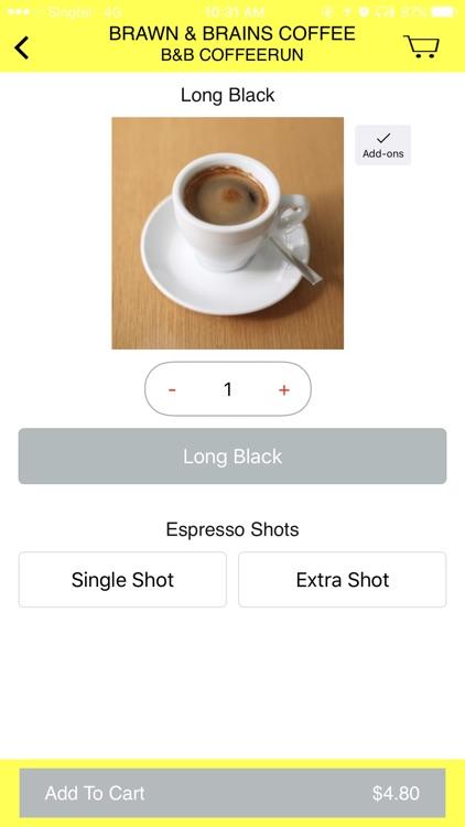 BRAWN & BRAINS COFFEE