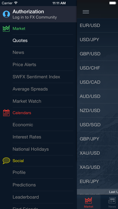 Swiss ForexСкриншоты 3