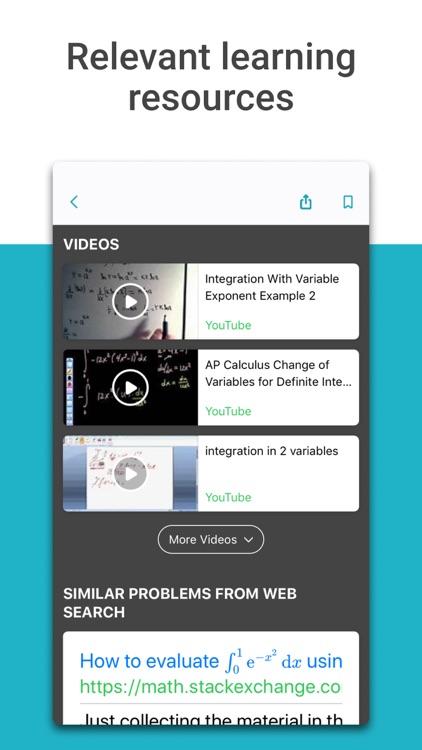 Microsoft Math Solver - HW app screenshot-6