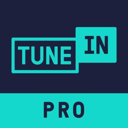 Ícone do app TuneIn Pro - Radio & Sports