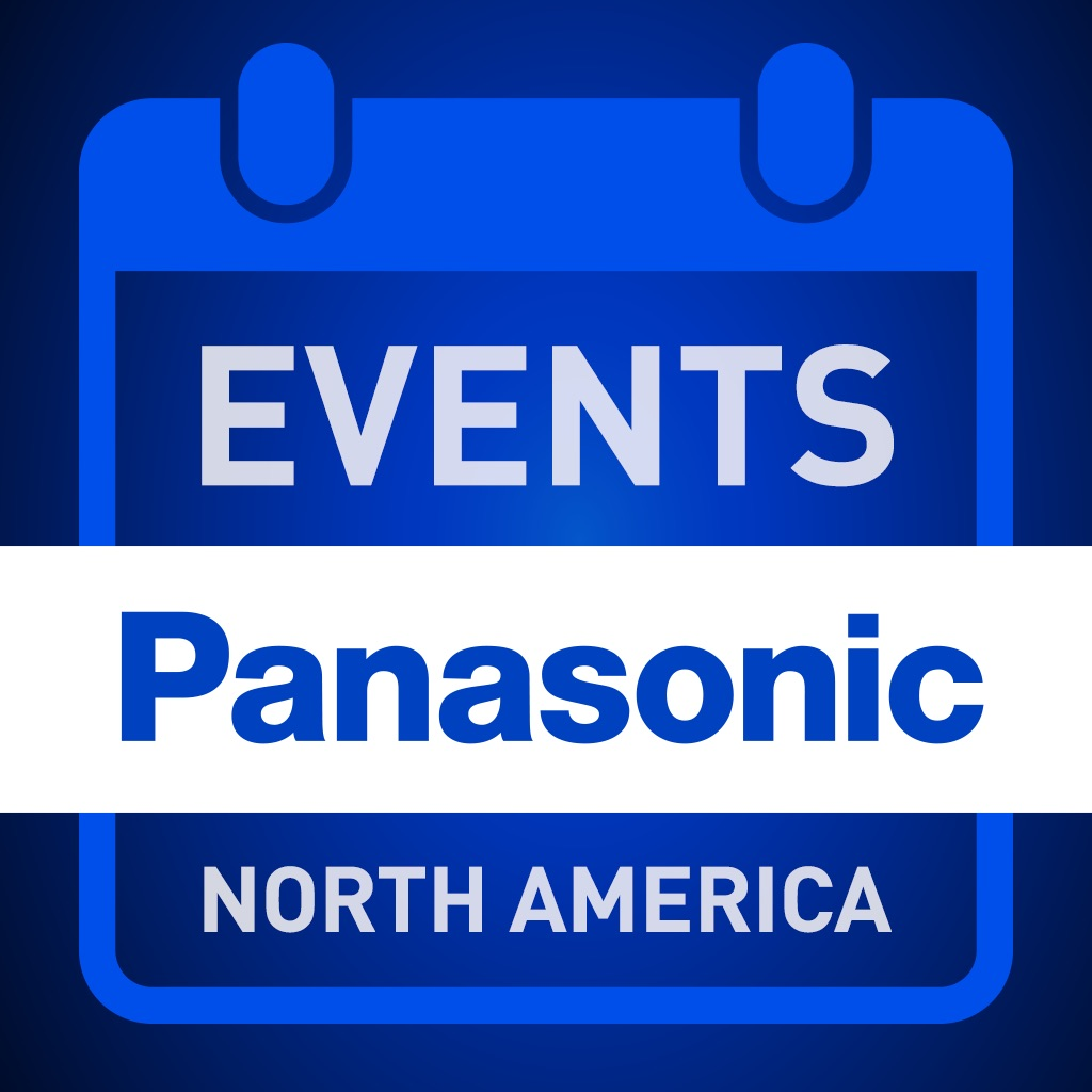 Panasonic North America Events App Data & Review