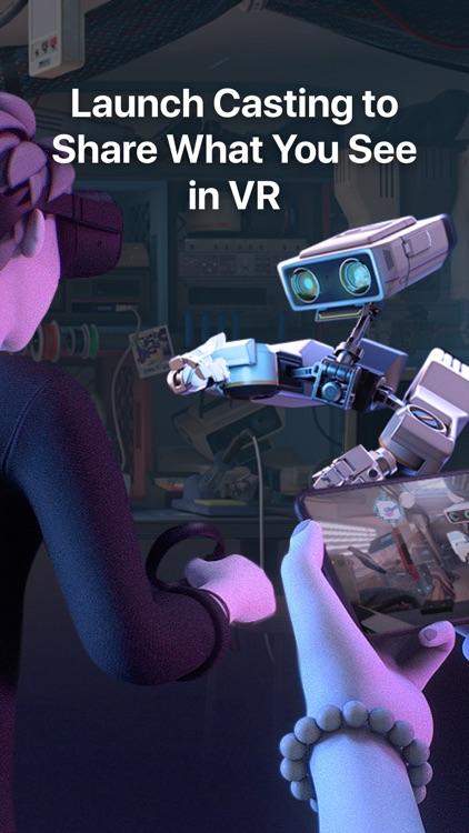 Oculus screenshot-3