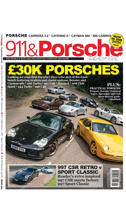 911 & Porsche World Magazine screenshot-9
