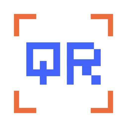 QR code business card