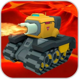 Tank War: Powerful Armored