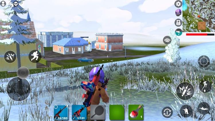 Battle Destruction screenshot-7