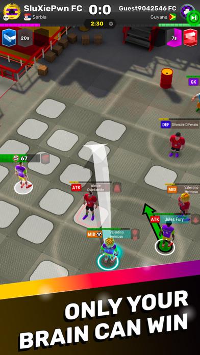 Football Clash Arena 2018 screenshot two