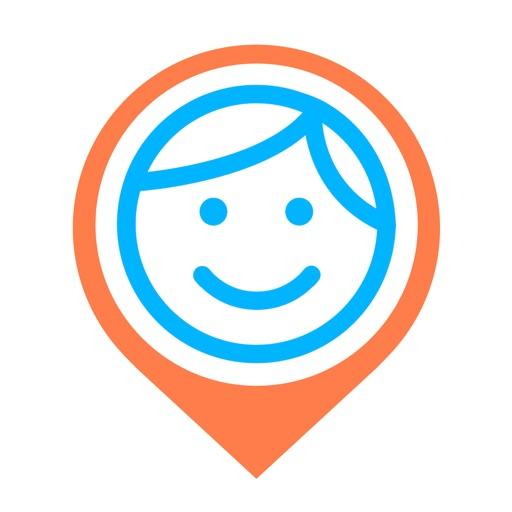 iシェアリング - GPS 位置情報アプリ 友達を探す 追跡