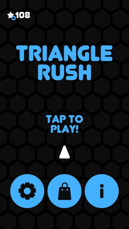 Triangle Rush screenshot-3