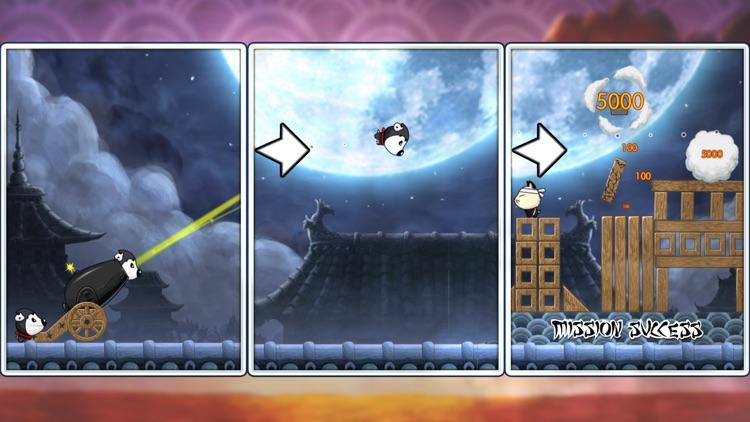 Ninja Dogs: Slingshot Shooter