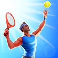 Tennis Clash: Coole Spiele