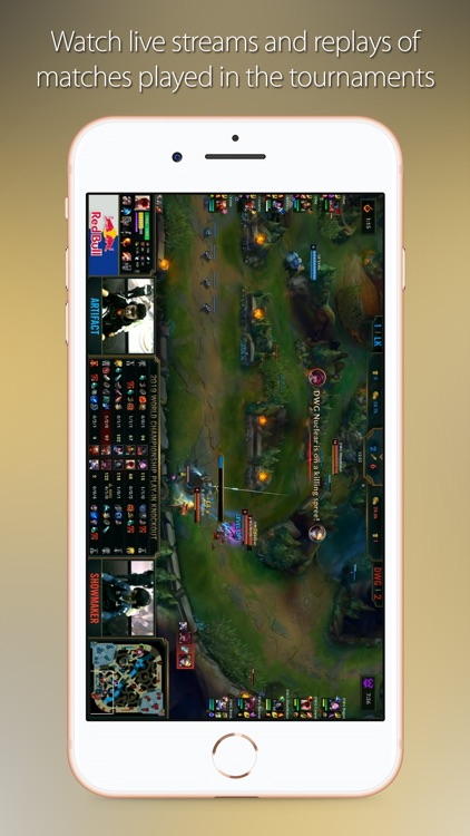 TFT LCS for League of Legends screenshot-3