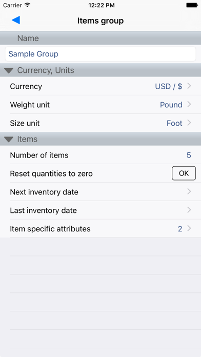 Download Stock Control Inventory for Pc