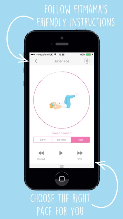 FitMama 5 & 10 Minute Workouts