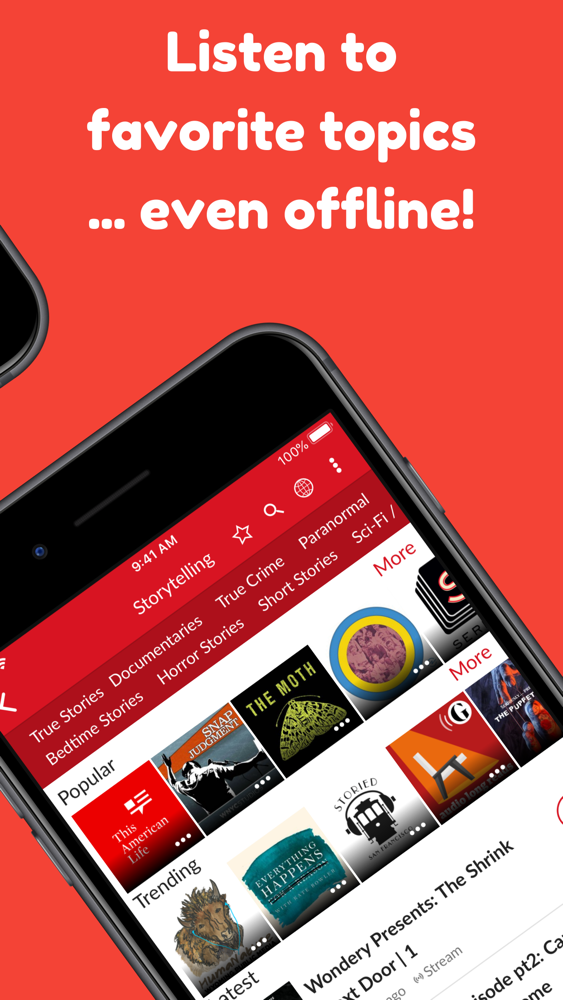 Player Fm  U2014 Podcast App App For Iphone