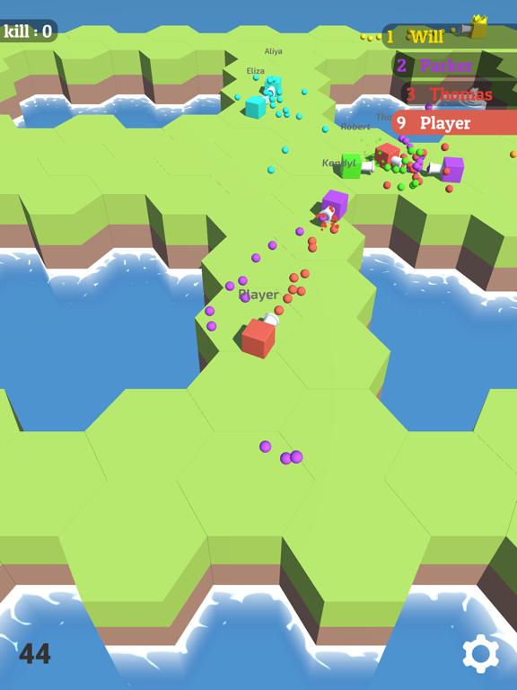 WaterBalls.io screenshot 8