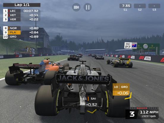 Скачать F1 Mobile Racing